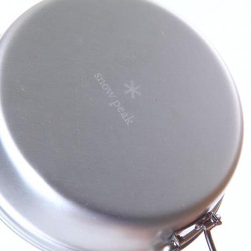 スノーピーク(snow peak) トレック 1400 SCS-009 キャンプ用品 調理器具(Men's、Lady's)