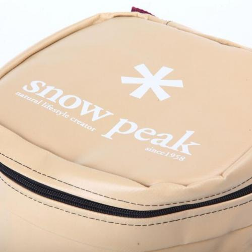 スノーピーク(snow peak) ソフトクーラー 11 FP-111 クーラーバッグ キャンプ バーベキュー(Men's、Lady's)