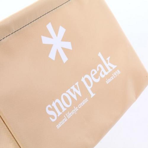 スノーピーク(snow peak) パックシンク Pack Bucket FP-151 バケツ キャンプ 収納(Men's、Lady's)