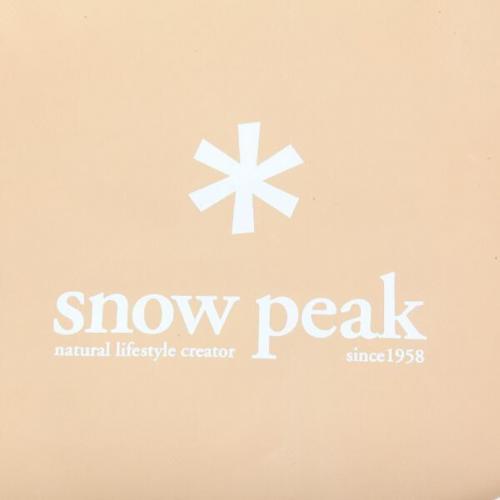 スノーピーク(snow peak) キャンプバケツ Camping Bucket FP-152 バケツ キャンプ 収納(Men's、Lady's)