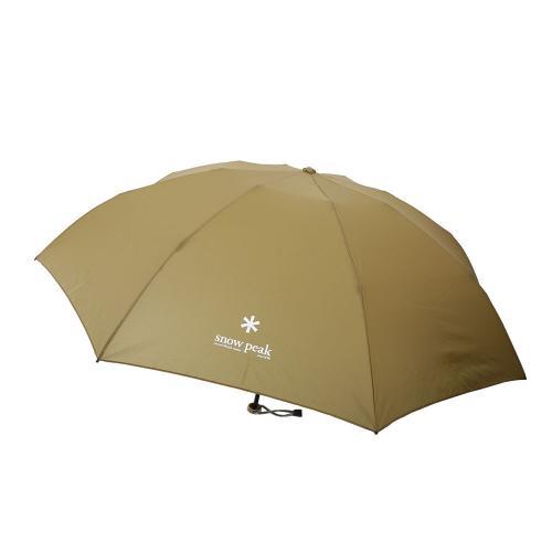 スノーピーク(snow peak) スノーピーク アンブレラUL Snow Peak Ultra Light Umbrella BG UG-135BG ベージュ Beige 傘(Men's、Lady's)