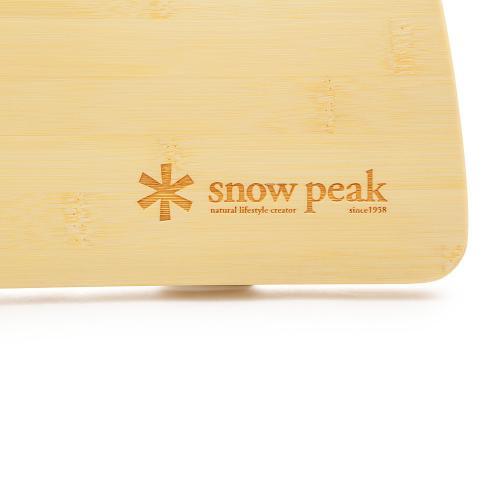 スノーピーク(snow peak) マルチファンクションテーブルコーナー L竹 CK-118T テーブル 天板 キャンプ(Men's、Lady's)