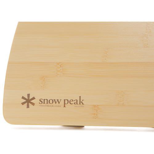 スノーピーク(snow peak) マルチファンクションテーブルコーナー R竹 CK-119T テーブル 天板 キャンプ(Men's、Lady's)