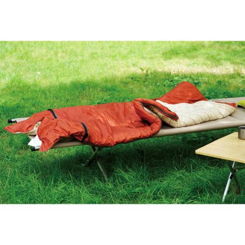 スノーピーク(snow peak) セパレートシュラフオフトン ワイド BD-103 キャンプ用品 シュラフ 寝袋(Men's、Lady's)