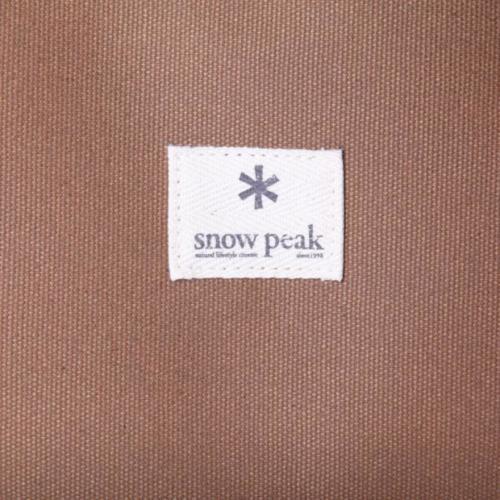 スノーピーク(snow peak) ツーバーナー収納ケース GS-220B キャンプ用品 バーナーケース(Men's、Lady's)