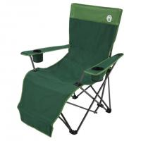 <LOHACO> コールマン(Coleman) イージーリフトチェアST 折りたたみ椅子 2000010499 グリーン(Men's、Lady's)画像