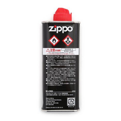 ジッポ(Zippo) zippo オイル 133ml ライターオイル(Men's、Lady's)