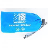 レインカバー30-45L/S sac mac raincover 30-45L/S 80157-K.Blue バッグアクセサリ