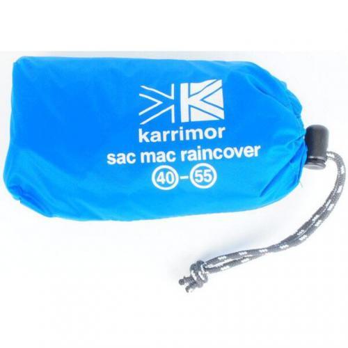 カリマー(karrimor) レインカバー40-55L/S sac mac raincover 40-55L/S 80257-K.Blue バッグアクセサリ(Men's、Lady's)