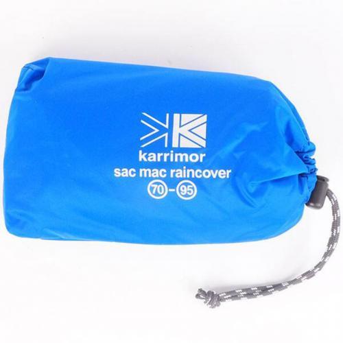 カリマー(karrimor) レインカバー70-95L/S sac mac raincover 70-95L/S 80457-K.Blue バッグアクセサリ(Men's、Lady's)