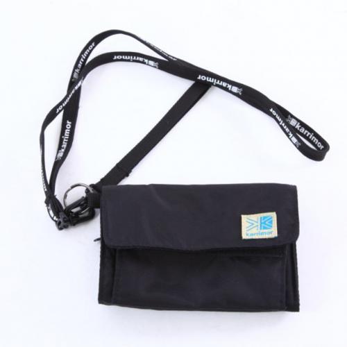 カリマー(karrimor) VT ワレット VT wallet 42212-BK 財布(Men's、Lady's)