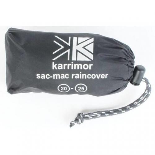 カリマー(karrimor) レインカバー20-25L/S sac mac raincover 20-25L/S 80012-Black バッグアクセサリ(Men's、Lady's)