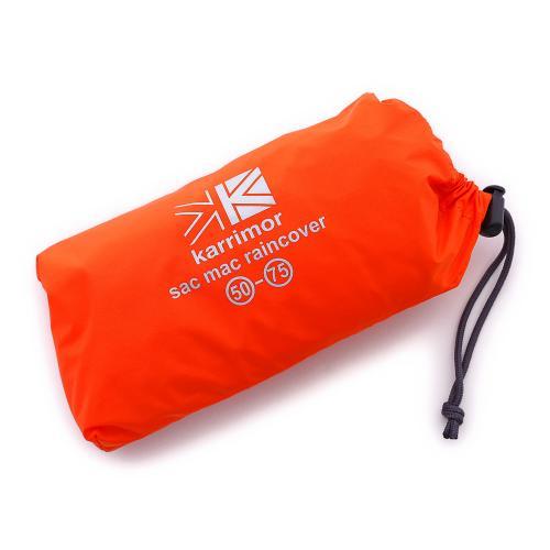 カリマー(karrimor) レインカバー50-75L/S sac mac raincover 50-75L/S 80372-Orange バッグアクセサリ(Men's、Lady's)