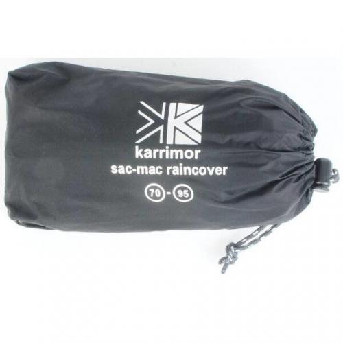 カリマー(karrimor) レインカバー70-95L/S sac mac raincover 70-95L/S 80412-Black バッグアクセサリ(Men's、Lady's)