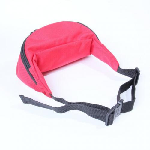 マンハッタンポーテージ(ManhattanPortage) Alleycat Waist Bag 1101 Red(Men's)