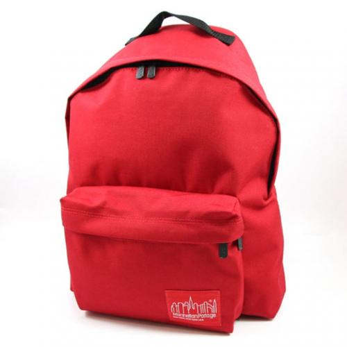 マンハッタンポーテージ(ManhattanPortage) Big Apple Backpack 1210 Red(Men's)