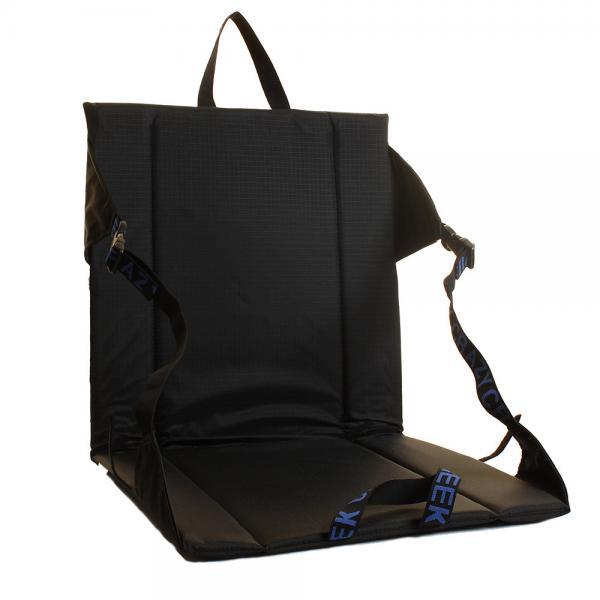 エイアンドエフ(A&F) CRAZY CREEK オリジナルチェア 12590001 ブラック 折りたたみ椅子