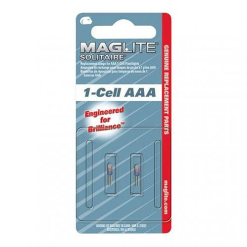 エイアンドエフ(A&F) マグライト MAG-LITE マグライト MAGLITE ミニマグライト ソリテール (単四1本)  01031014000000 替球(Men's、Lady's)