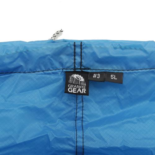 グラナイトギア(GRANITEGEAR) エアバッグ AIR BAG #3 5L 2210900120-BLUE(Men's、Lady's)