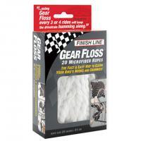 フィニッシュライン(FINISH LINE) ギア フロス Gear Floss TOS0830000000 自転車 サイクルクリーナー 掃除用具 ロープ(Men's、Lady's)