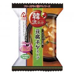 <LOHACO> EPIガス(EPIgas) アマノフーズ AMANO FOODS 韓流 豆腐チゲスープ DF-1710 食品(Men's、Lady's)画像