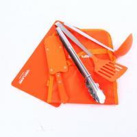 ユニフレーム(UNIFLAME) fanツールセット オレンジ 662120 キャンプ バーベキュー 調理器具(Men's、Lady's)