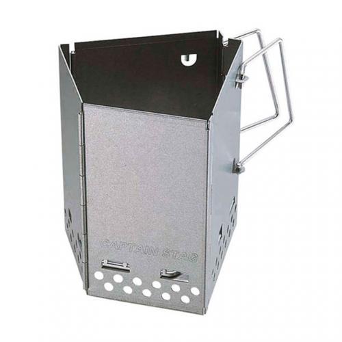 キャプテンスタッグ(CAPTAIN STAG) 炭焼名人 FD火起し器 M-6638 調理器具 バーベキュー(Men's、Lady's)