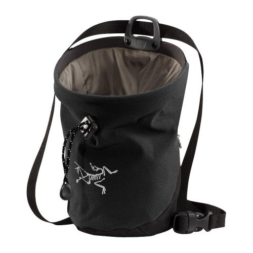 アークテリクス(ARC'TERYX) C80 Chalk Bag Black(Men's、Lady's)