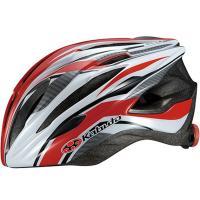 OGK-KABUTO FIGO フィーゴ メンズ レディース 自転車ヘルメット G−1レッド (Men's、Lady's)