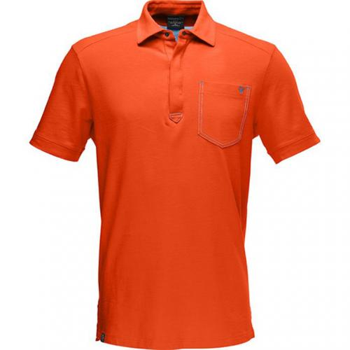 ノローナ(NORRONA) ノローナ NORRONA 1024135610 29 cotton polo Shirt (M) Magma(Men's)