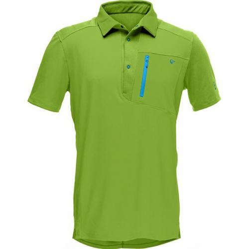 ノローナ(NORRONA) ノローナ NORRONA 7050133397 fjora equaliser polo Shirt (M) Green(Men's)
