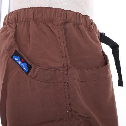 カブー(KAVU) ビッグエディショーツ Big Eddy Short 11863010 ショートパンツ(Men's)
