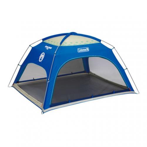コールマン(Coleman) スクリーンシェード アーガイル/ブルー 2000017136 キャンプ用品 テント(Men's、Lady's)
