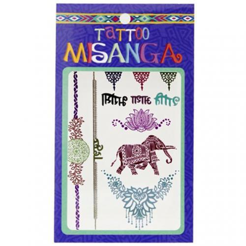 アミナ タトゥーミサンガ CKOZ4201 INDIA(Men's、Lady's)