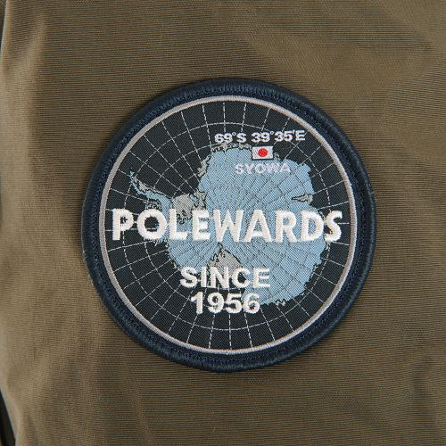 ポールワーズ(POLEWARDS) マカルーマウンテンパーカ MAKALU MOUNTAIN PARKA 6070 撥水 防水 透湿 ダウン(Men's)