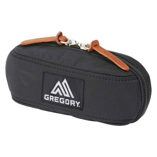 グレゴリー(GREGORY) サングラスケース SUNGLASS CASE 655101041 ブラック メガネケース(Men's、Lady's)