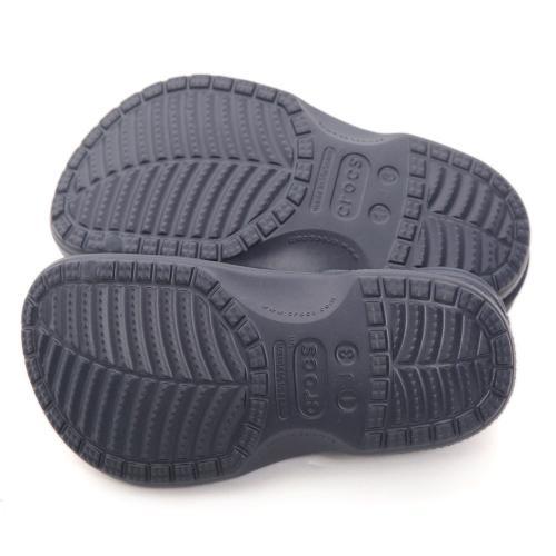 クロックス(crocs) クロックス crocs バヤ キッズ baya kids 10190-410 Navy(Jr)