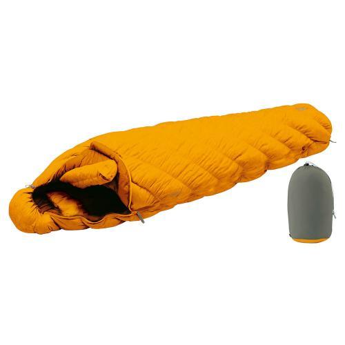 モンベル(mont-bell) ダウンハガー800 #2 L/ZIP 1121290 SUF キャンプ用品 シュラフ 寝袋(Men's、Lady's)