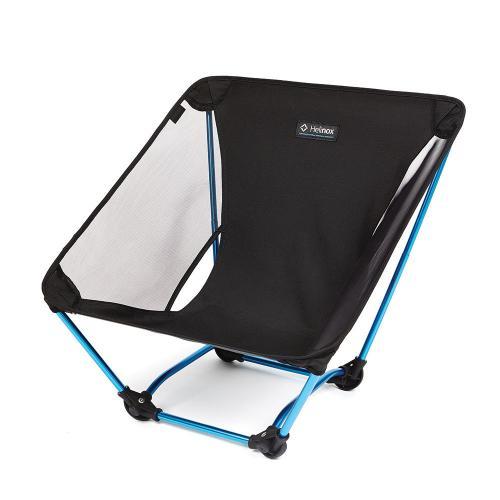 ヘリノックス(Helinox) グラウンドチェア 折りたたみ椅子 1822154 BK(Men's、Lady's)