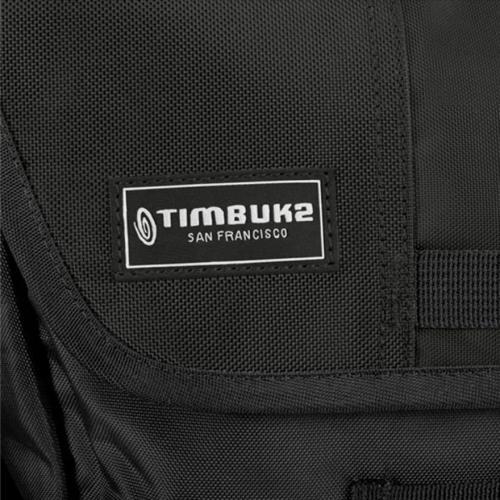 ティンバックツー(Timbuk2) CATAPULT CYCLING MESSENGER BAG カタパルトスリング M メッセンジャーバッグ 744-4-2001 Black(Men's、Lady's)
