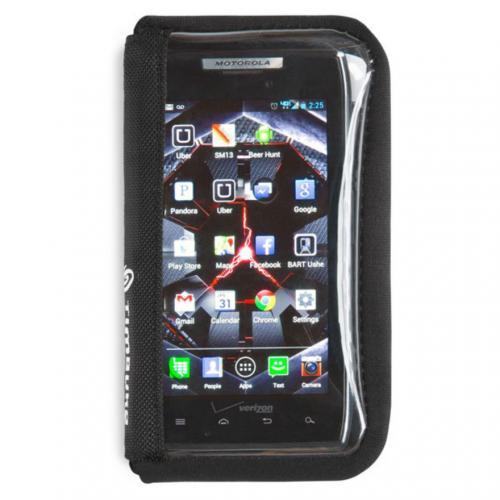 ティンバックツー(Timbuk2) MISSION CYCLING WALLET FOR IPHONE & ANDROID ミッションウォレット L フォンウォレット 807-6-2001 Black(Men's、Lady's)
