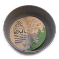 EcoSouLife ボウル Bowl 14735 Charcoal キャンプ用品 食器(Men's、Lady's)