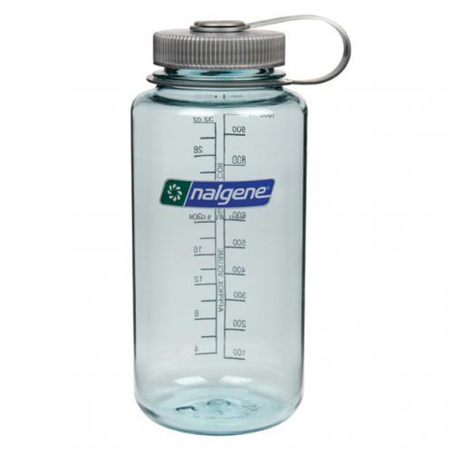 ナルゲン(nalgene) 広口1.0L TRITAN シーフォーム ボトル 水筒 91188(Men's、Lady's)