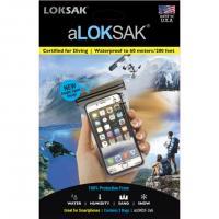 """メーカーブランド(BRAND) ロックサック LOKSAK ALOKD2-3X6 aLOKSAK 3X6"""" (2pk) 防水ケース スマートフォン S 2パック(Men's)"""