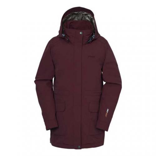 フェニックス(PHENIX) Snow Trip 2L Coat PH562ST63 ボルドー レディース レインコート(Lady's)