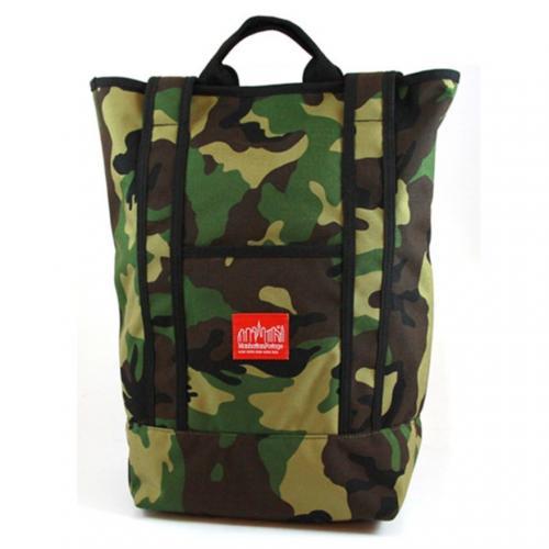 マンハッタンポーテージ(ManhattanPortage) Riverside Backpack 1318 W.Camo(Men's)