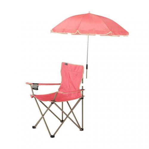 メーカーブランド(BRAND) バンドック BUNDOK チェアパラソルドット 簡易椅子 BD-851DP