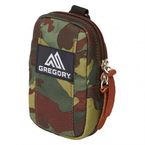 グレゴリー(GREGORY) パデッドケースS PADDED CASE S 659414631 ディープフォレストカモ 小型ポーチ(Men's、Lady's)