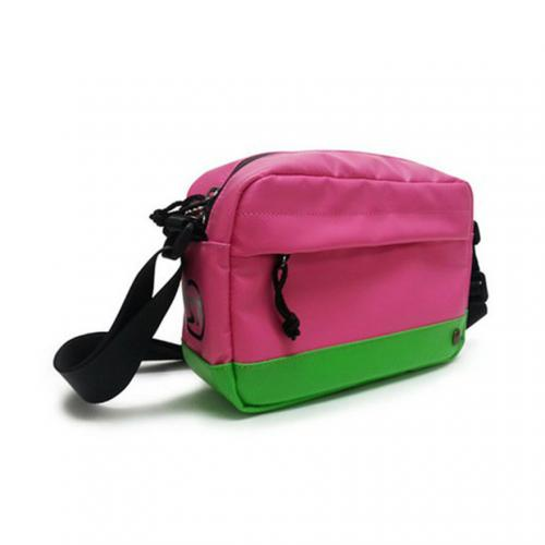 ストリームトレイル(Stream Trail) SHOULDER POUCH ショルダーバック ROSY/LIME(Men's、Lady's)