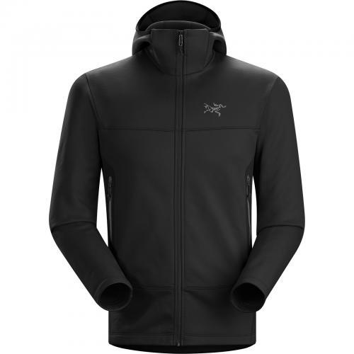 ARENITE HOODY メンズ フリース ジャケット L06512800-BLACK